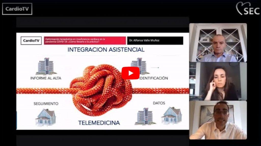 CardioTV · Insuficiencia cardiaca en la pandemia por COVID-19. Prioridades en la gestión asistencial
